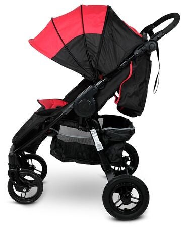 Beemoo Travel Jogger 4 Wheel Red