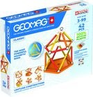 Geomag Byggsats Classic Green Line 42