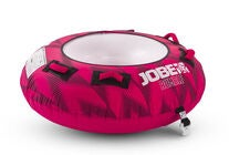 JOBE Rumble Towable Funtube Badring 1 Person Rosa