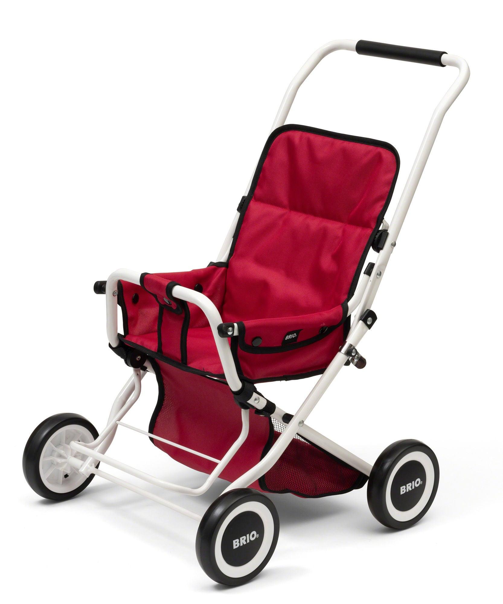 BRIO 24905000 Sitty Dockvagn, Röd