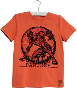 Wheat Marvel Black Panther T-Shirt, Wood