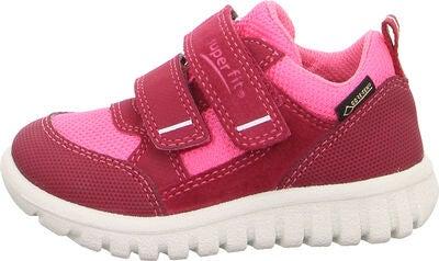 12292ba791f Köp Superfit Sport7 Mini Sneaker, Red/Pink | Jollyroom