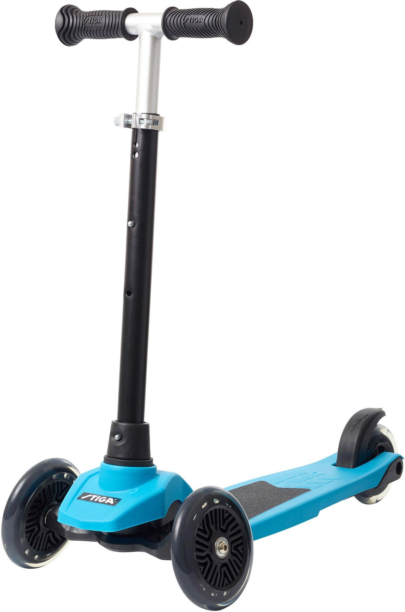 STIGA Sparkcykel Trehjuling Supreme+ 12 tum, Blå