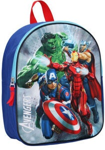 Marvel Avengers Save The Day Ryggsäck 9L, Blue