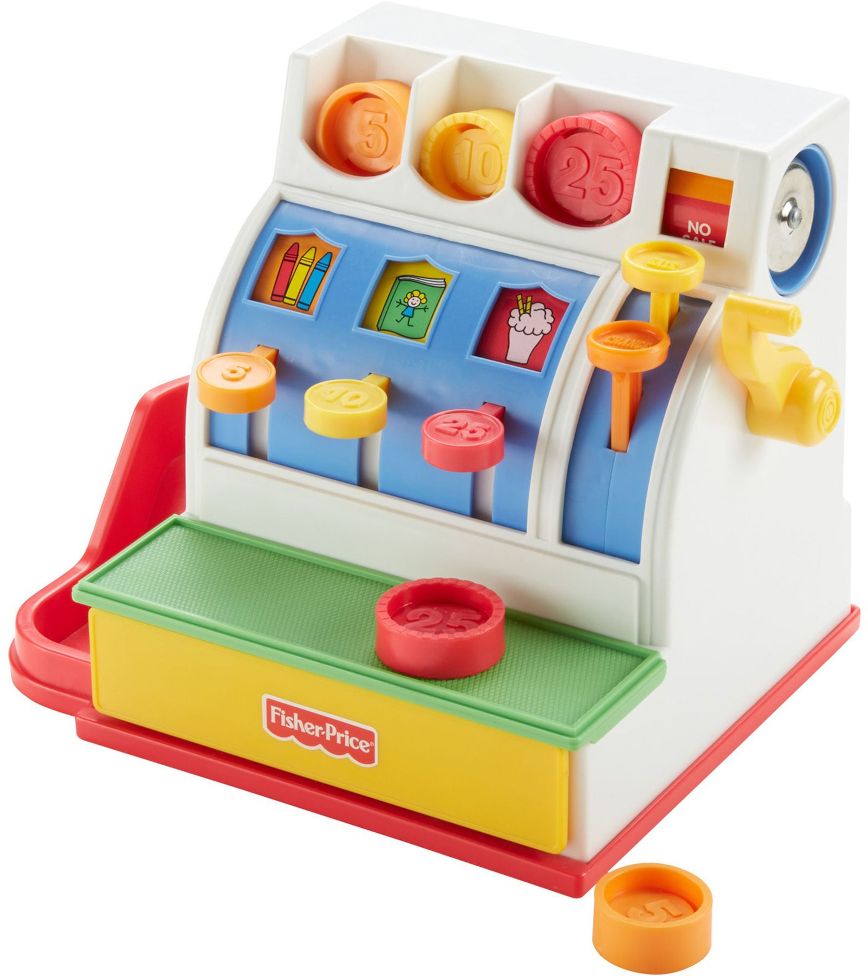 Fisher-Price Kassaapparat