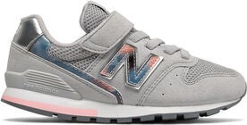New Balance 996 Sneaker, Light Aluminium