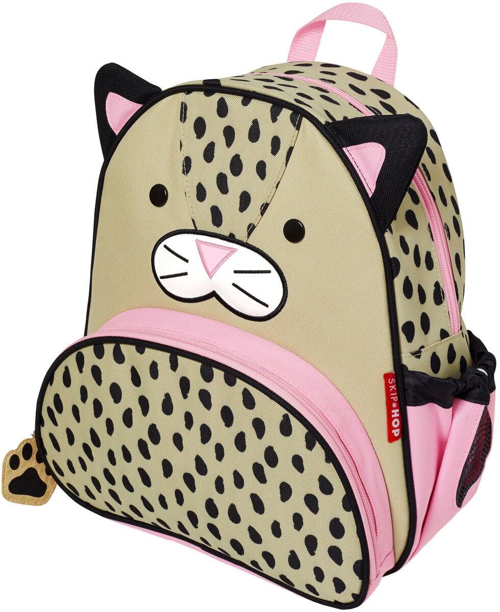 Köp Skip Hop Zoo Ryggsäck Leopard | Jollyroom