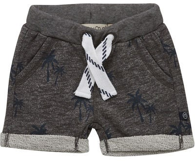 Minymo Shorts Fabio, Warm Grey Melange