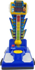 Arcade Games Spel Hammer King