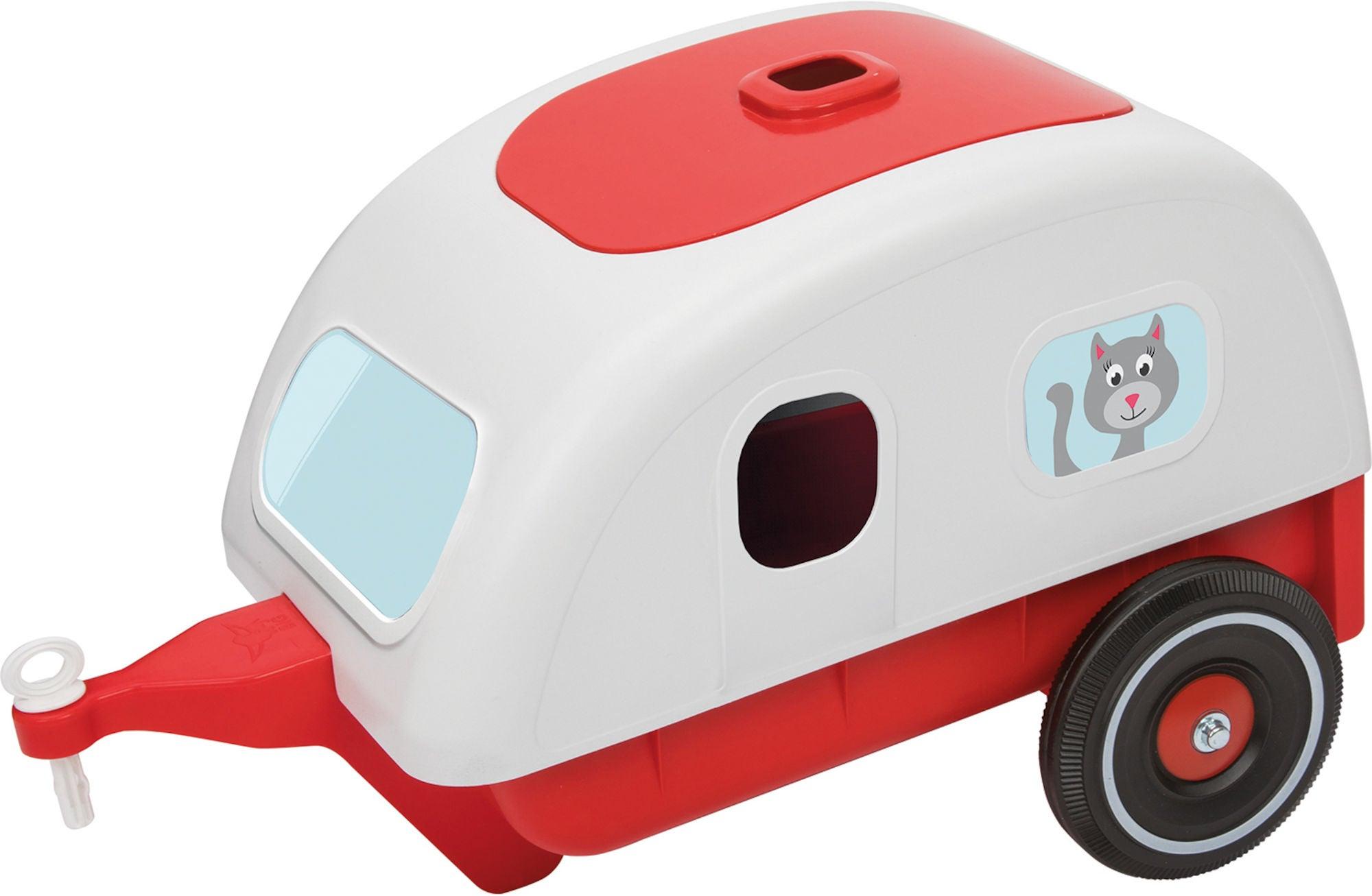 BIG Bobby Car Husvagn