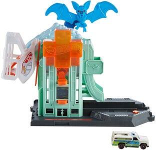 Hot Wheels City Lekset Bat Blitz Hospital Attack
