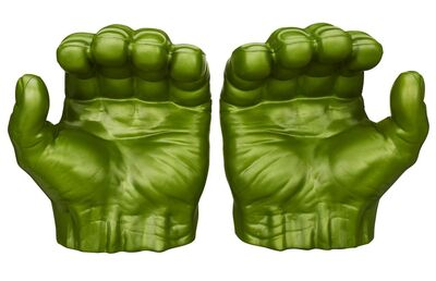 Köp Marvel Avengers Utklädnad Hulken-händer  e57820e3ee333