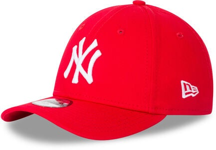 New Era League Essential 9FORTY KIDS NEY Keps, Front Door Red/ White