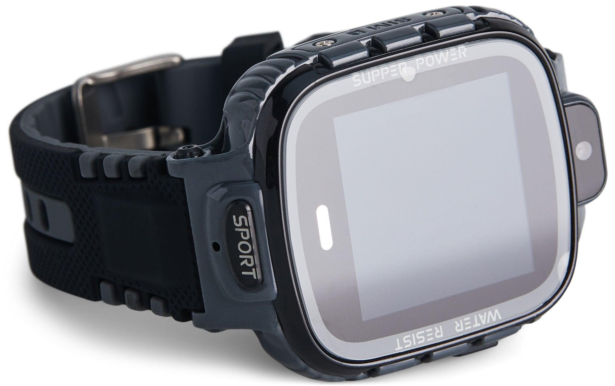 North 13.5 Active Waterproof GPS-klocka, Svart