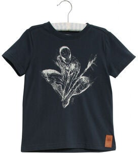 Wheat Marvel Spider-Man T-Shirt, Midnight Navy