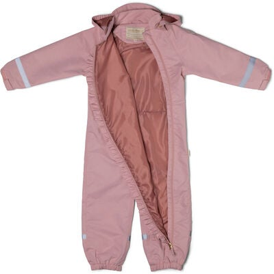 Petite Chérie Atelier Lily Skaloverall, Silver Pink