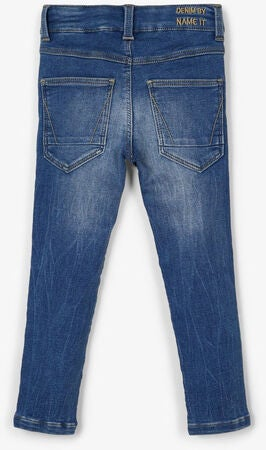 Name it Silas Jeans, Medium Blue Denim