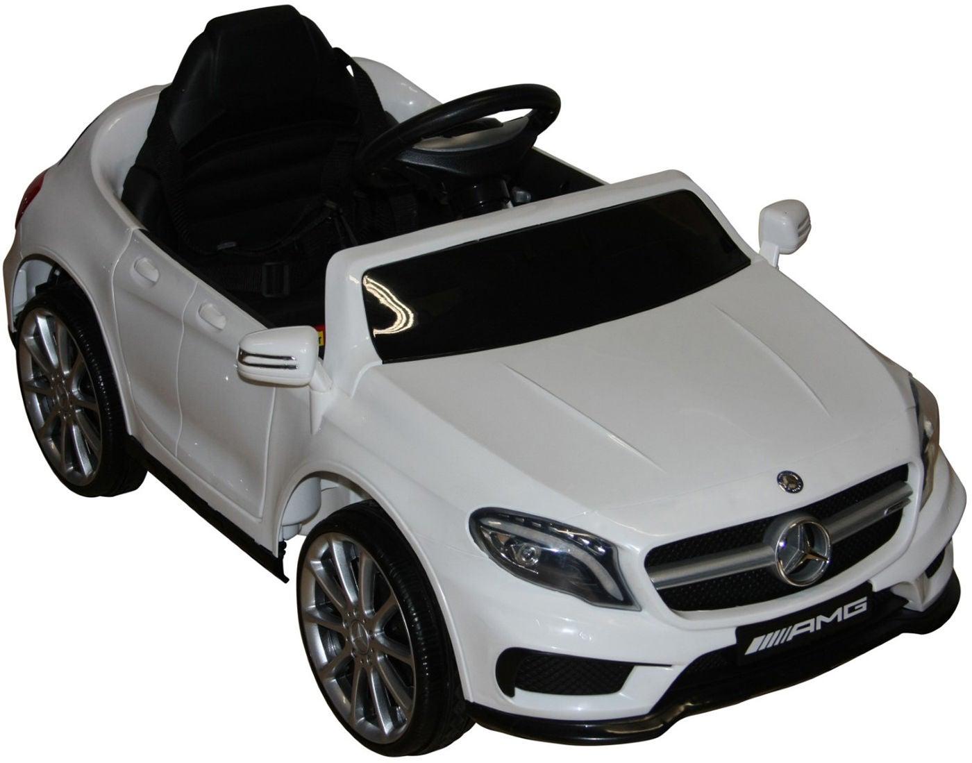 Mercedes Elbil GLA45