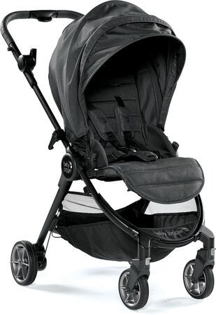 Baby Jogger City Tour Lux Duovagn, Granite + Maxi-Cosi Cabriofix Travelsystem