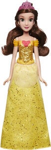 Disney Princess Royal Shimmer Docka Belle