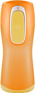 Contigo Spillsäker Barnmugg 300 ml, Orange/Gul