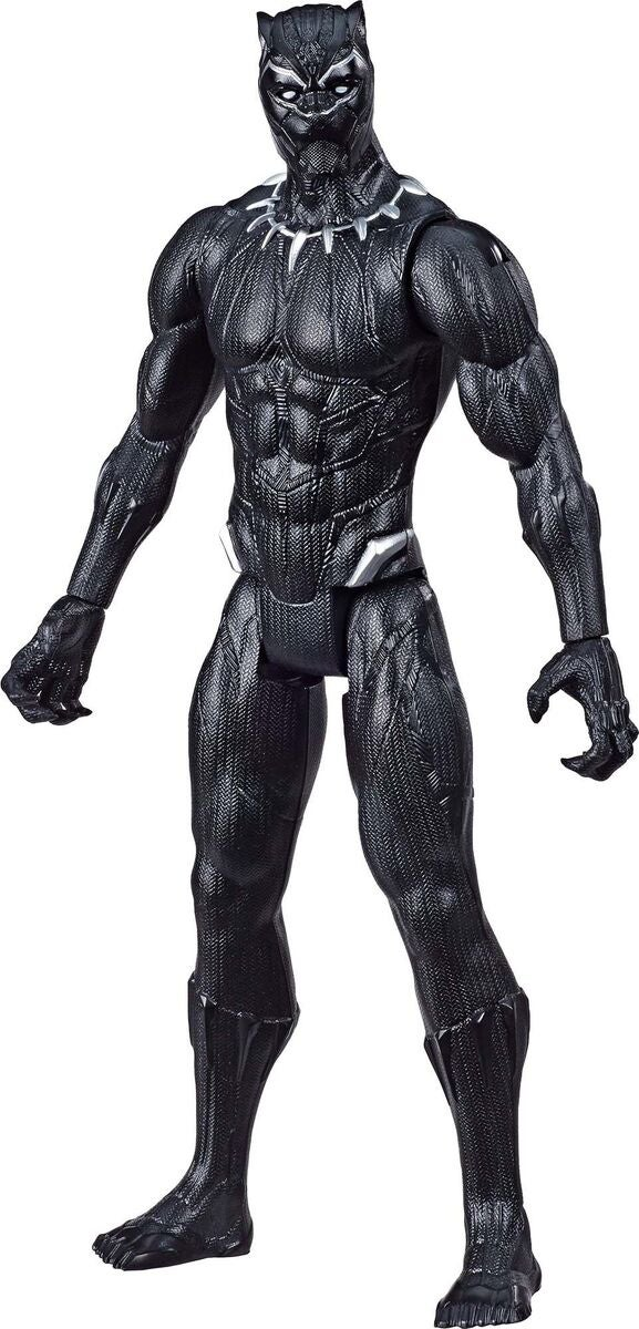 Marvel Avengers Titan Hero Figur Black Panther
