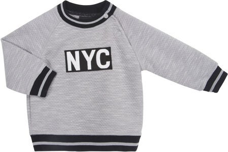 Petit by Sofie Schnoor NYC Tröja, Light Grey