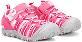 Little Champs Relay Sandal, Azalea Pink