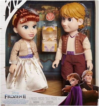 Köp Disney Frozen 2 Anna Och Kristoffer | Jollyroom