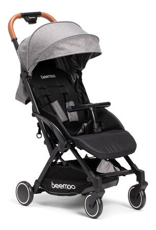 Beemoo Easy Fly Lux Sulky, Grey Melange