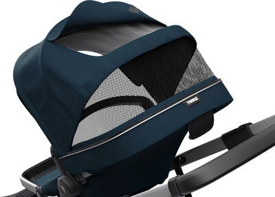 Thule Sleek Duovagn, Navy Blue