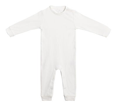 Tiny Treasure Maxime Jumpsuit 2-Pack, White