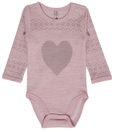 Hust & Claire Body, Rose Cloud Melange