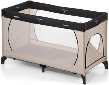 Hauck Resesäng Dream'n Play Plus, Beige/Grey