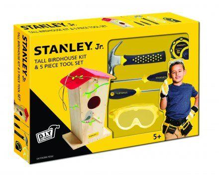 Stanley JR Fågelholk Med Verktygsset 5 Delar