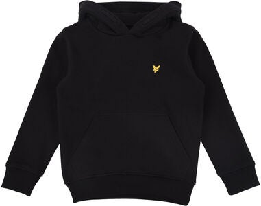 Lyle & Scott Junior Classic OTH Hoodie, Fleece Black