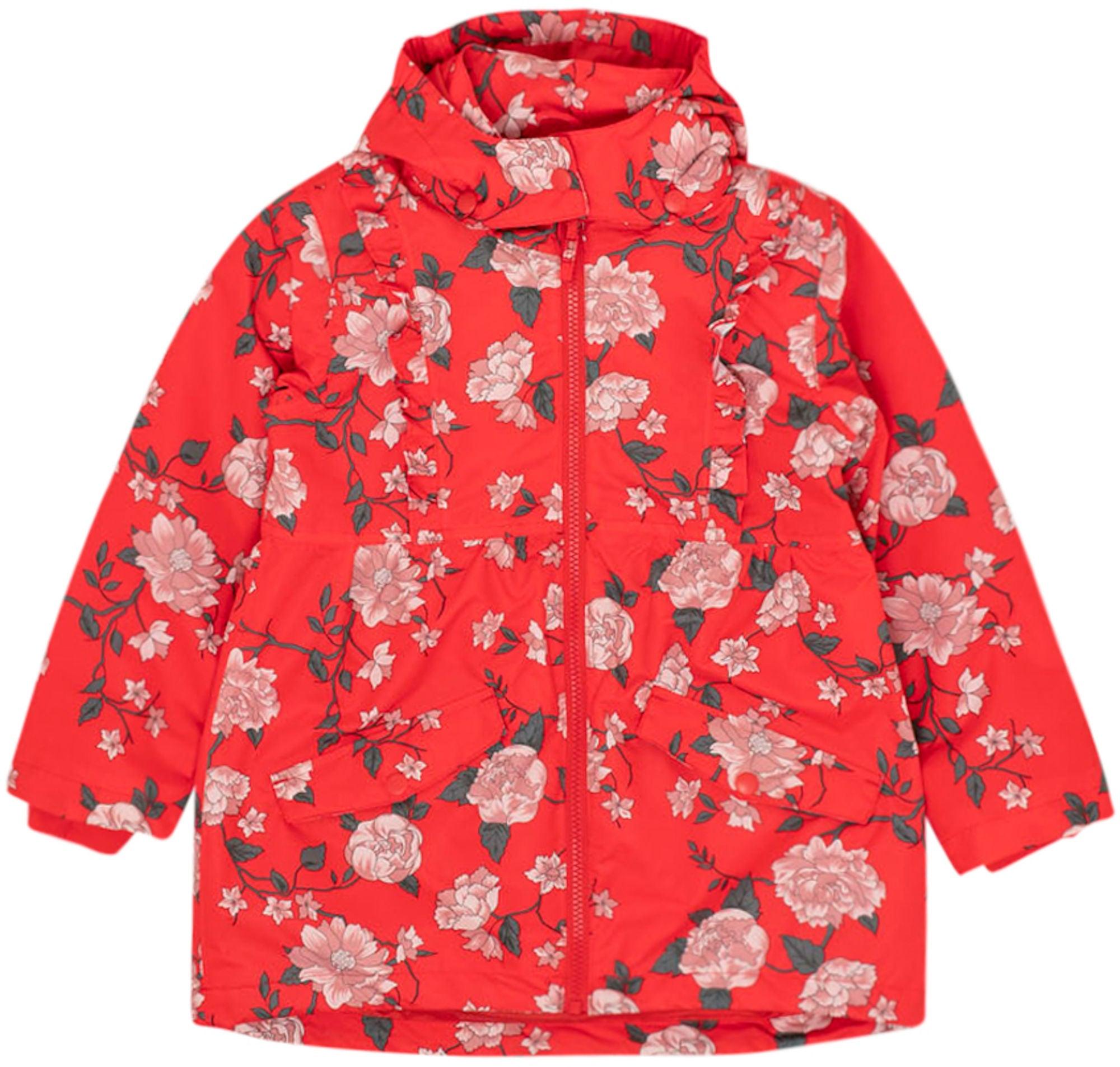 Köp Hust & Claire Ona Jacka, Poppy Red | Jollyroom