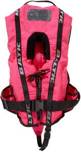 Baltic Flytväst Bambi Supersoft 3-15 kg, Rosa
