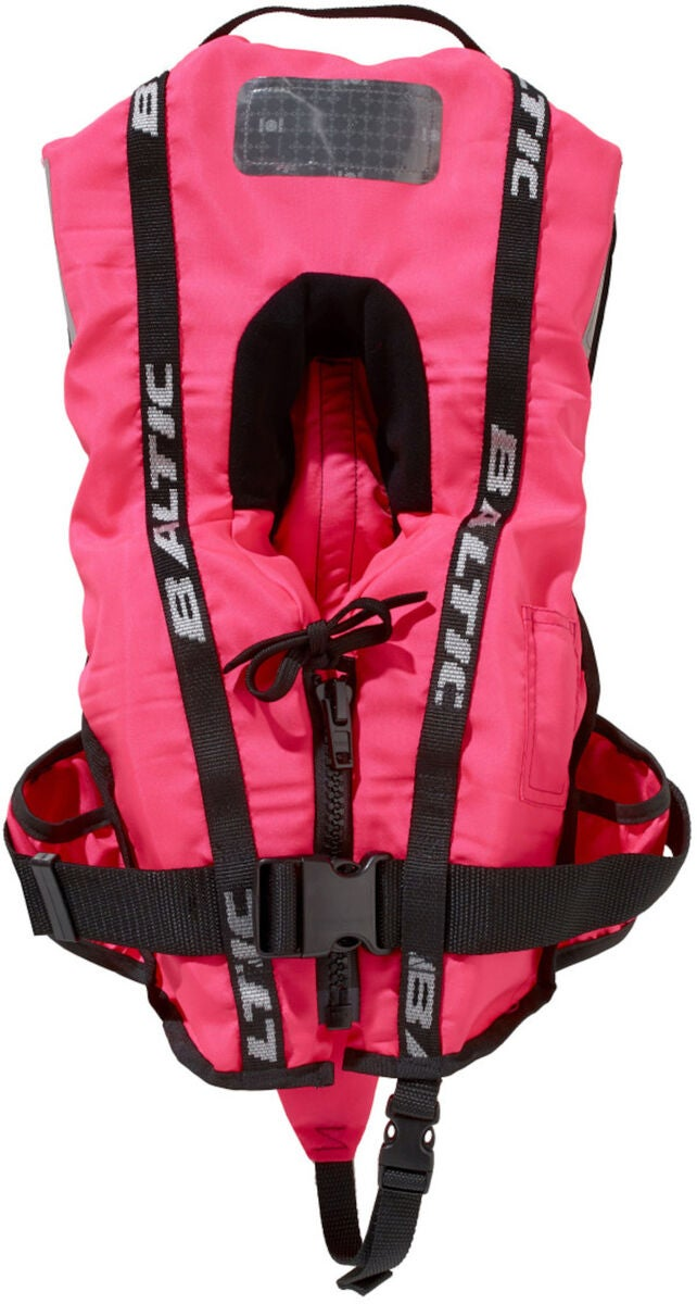 Baltic Flytväst Bambi Supersoft 3-12 kg, Rosa