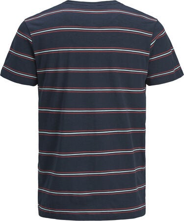 Jack & Jones Stanford T-Shirt, Total Eclipse