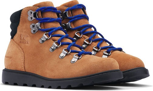 Sorel Youth Madson Hiker WP Känga, Camel Brown/Black