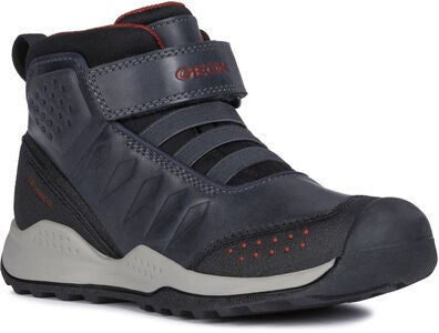 Geox Teram ABX Känga, Navy/Dark Red