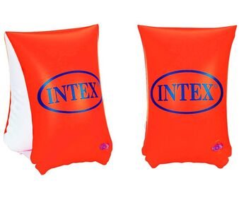 Intex Armringar, Orange