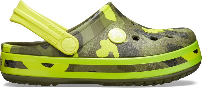 Crocs Multi Graphic Clog, Citrus