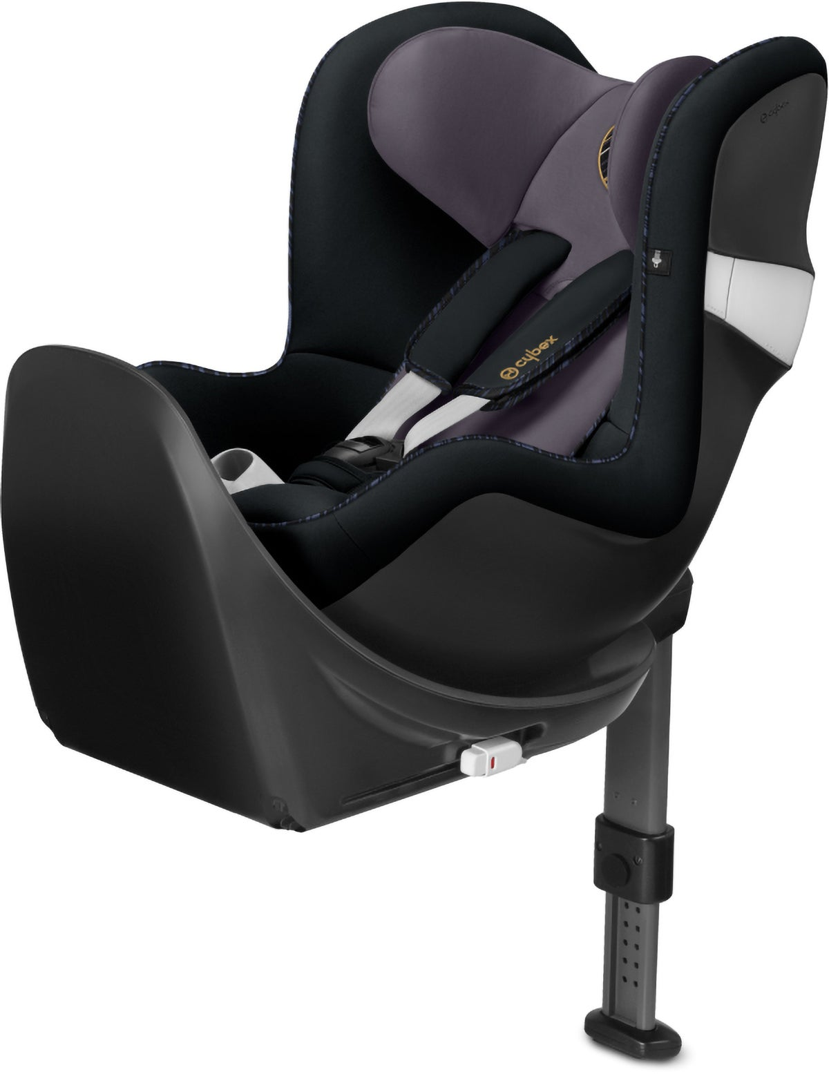 k p cybex sirona m2 i size inkl bas m premium black jollyroom. Black Bedroom Furniture Sets. Home Design Ideas