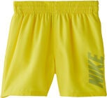 Nike Swim Logo Solid Badbyxa, Opti Yellow