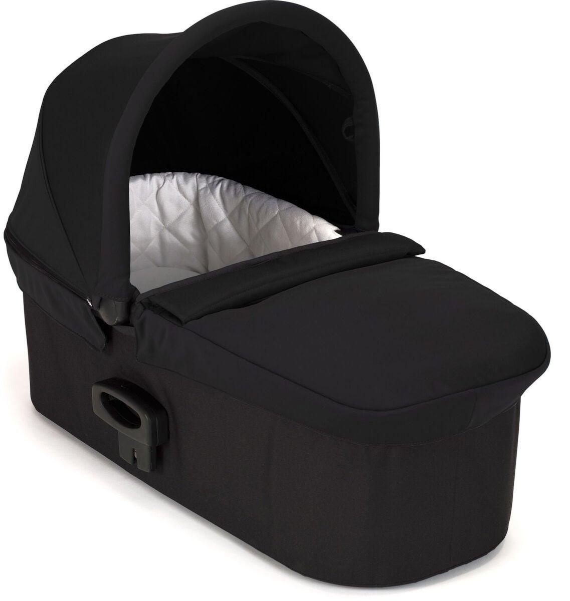 K 246 P Baby Jogger Deluxe Pram Liggdel Black Jollyroom