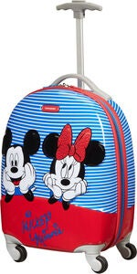 Samsonite Disney Spinner Resväska 20.5L, Minnie/Mickey Stripes