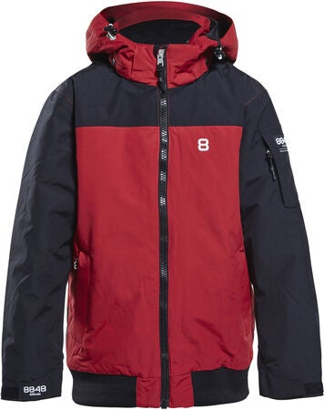 8848 Altitude Bronce Jacka, Red
