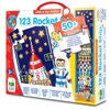 The Learning Journey Pussel Long And Tall 123 Rocket Ship